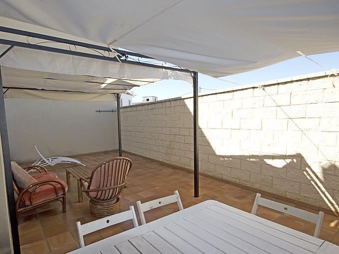 Dúplex en alquiler de temporada en calle Cabo Blanco, Casco Urbano en Sanlúcar de Barrameda - 142371448