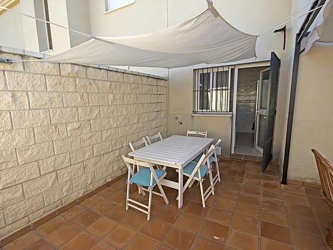 Dúplex en alquiler de temporada en calle Cabo Blanco, Casco Urbano en Sanlúcar de Barrameda - 142371450