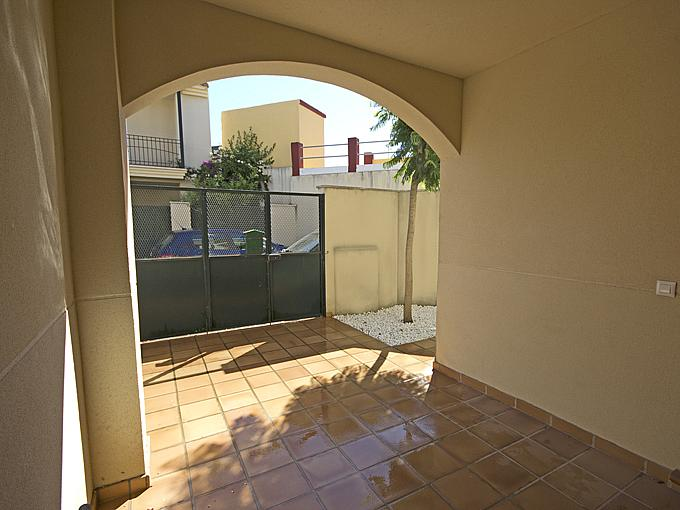 Dúplex en alquiler de temporada en calle Cabo Blanco, Casco Urbano en Sanlúcar de Barrameda - 142371532