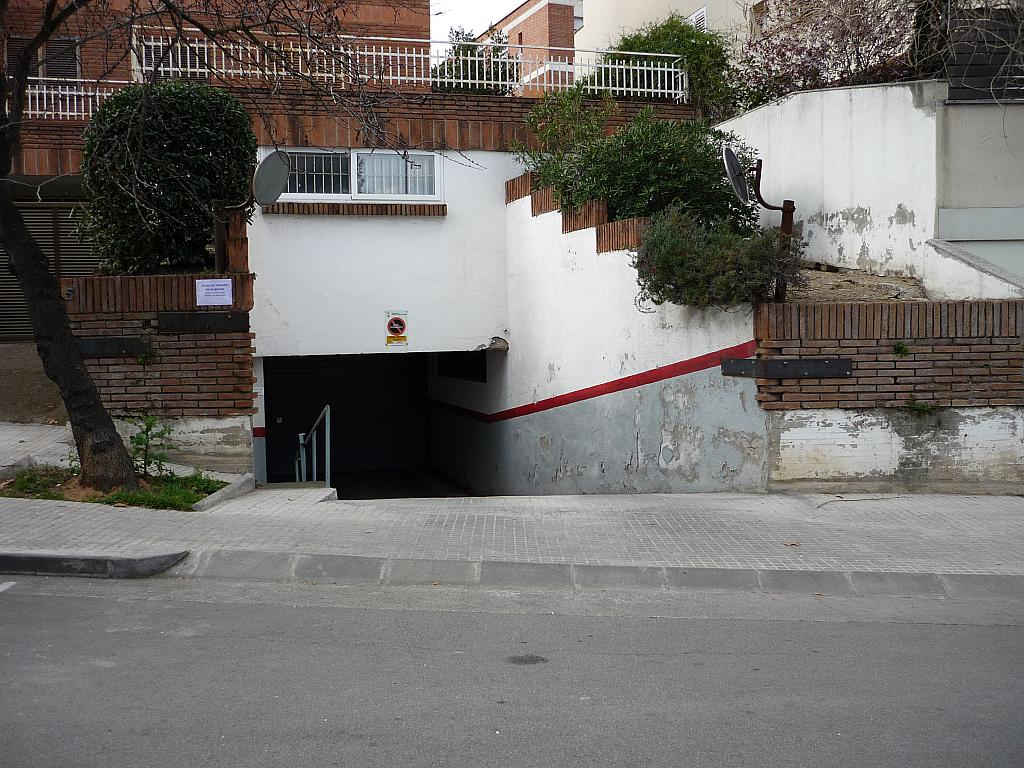 Parking en alquiler en calle Mina, El Coll - Sant Francesc en Sant Cugat del Vallès - 249333709