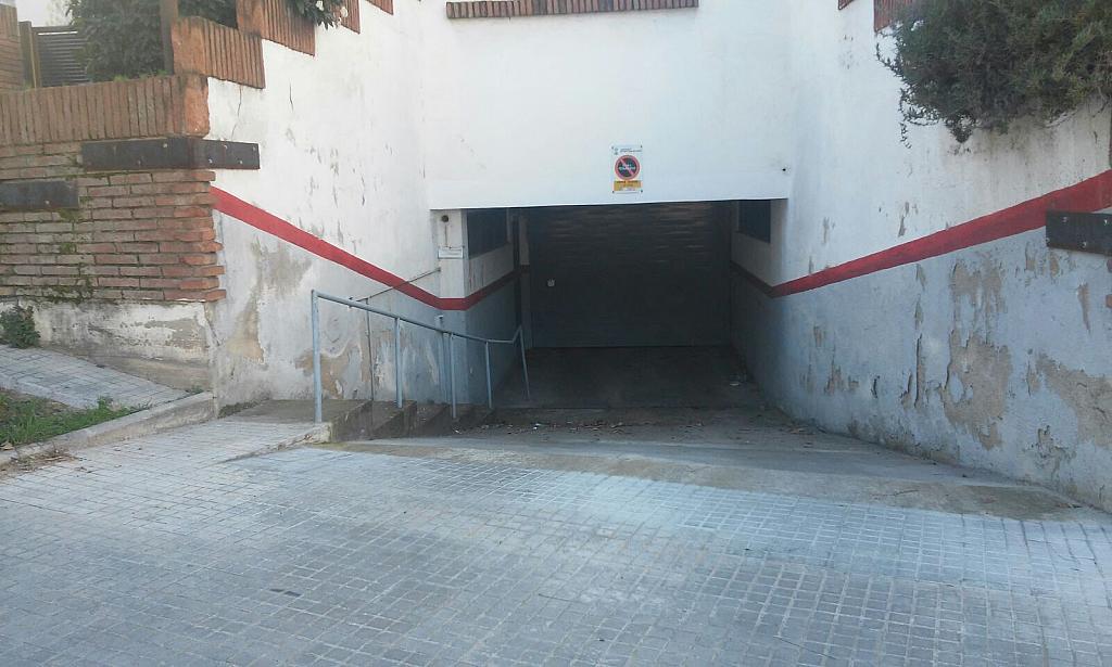 Parking en alquiler en calle Mina, El Coll - Sant Francesc en Sant Cugat del Vallès - 389448446