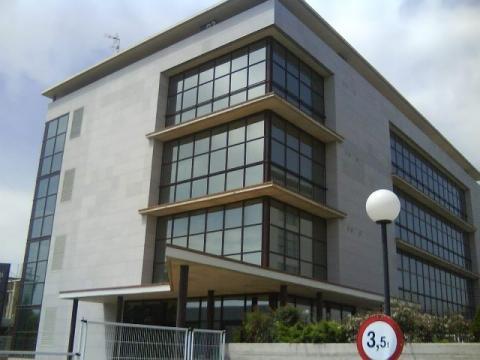 Fachada - Oficina en alquiler en calle Victor Hugo, Centre en Sant Cugat del Vallès - 16031690