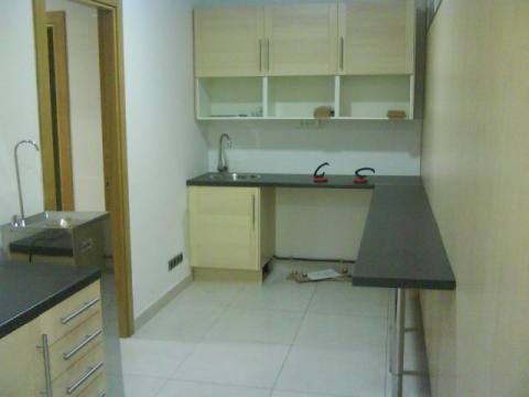 Cocina - Oficina en alquiler en calle Victor Hugo, Centre en Sant Cugat del Vallès - 16031695