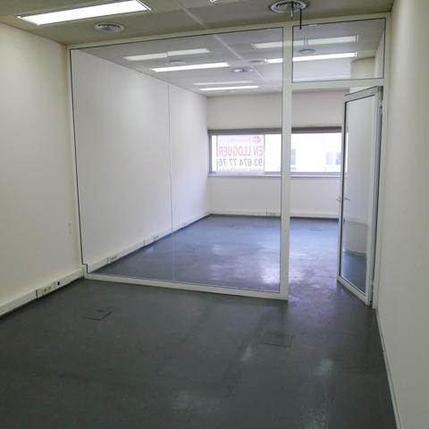 Oficina en alquiler en calle Pau Casals, Centre en Sant Cugat del Vallès - 122556933