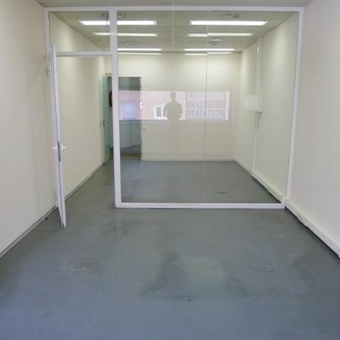 Oficina en alquiler en calle Pau Casals, Centre en Sant Cugat del Vallès - 122556940