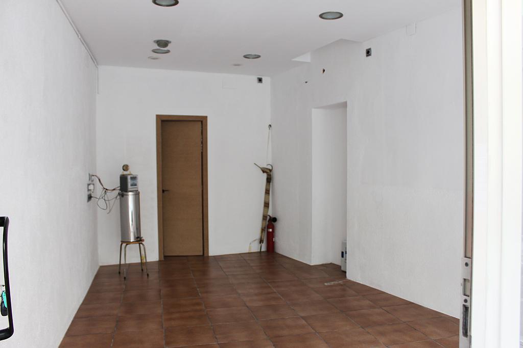 Local comercial en alquiler en calle Riera, Canet de Mar - 390202571