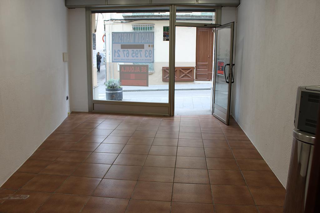 Local comercial en alquiler en calle Riera, Canet de Mar - 390202599