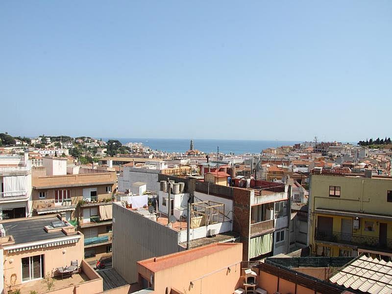 Vistas - Dúplex en alquiler en calle Riera Buscarons, Canet de Mar - 343463846