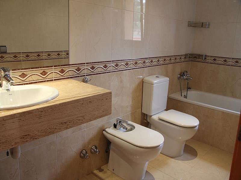 Baño - Dúplex en alquiler en calle Riera Buscarons, Canet de Mar - 343463913