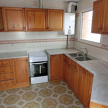 Cocina - Piso en alquiler en calle Canet de Mar, Canet de Mar - 243320773