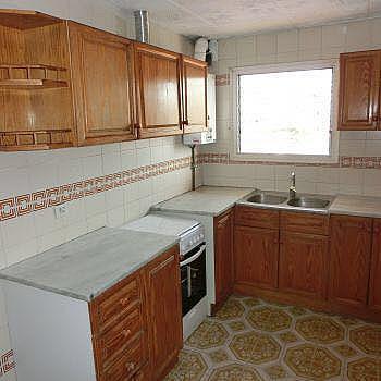 Cocina - Piso en alquiler en calle Canet de Mar, Canet de Mar - 243320774