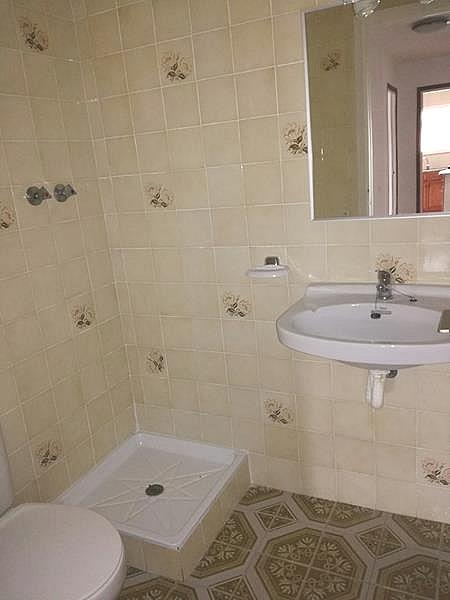 Baño - Piso en alquiler en calle Canet de Mar, Canet de Mar - 358071815