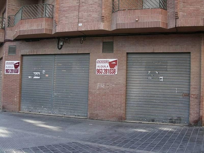 Foto - Local comercial en alquiler en calle Montolivet, L´Eixample en Valencia - 269717351