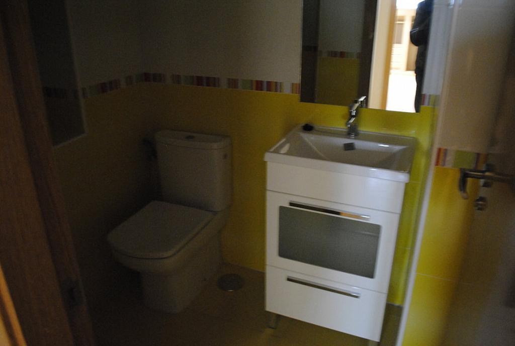 Baño - Dúplex en alquiler en calle Toledo, Casarrubios del Monte - 254189712