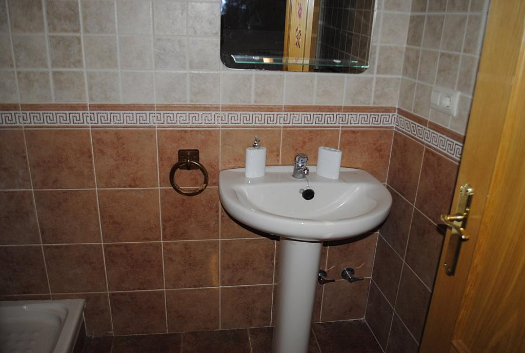 Baño - Dúplex en alquiler en calle Principe Felipe, Valmojado - 306993129