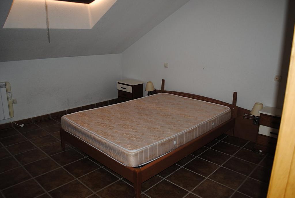 Dormitorio - Dúplex en alquiler en calle Principe Felipe, Valmojado - 306993145