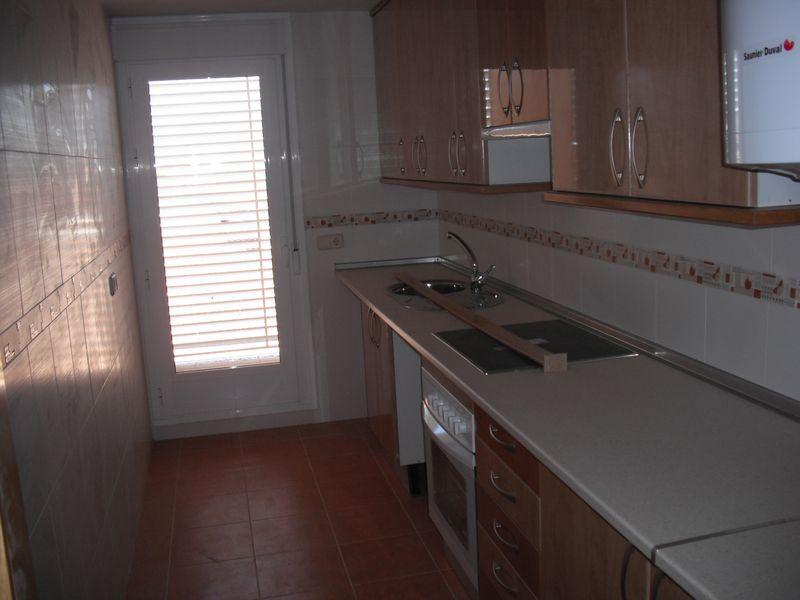 Comedor - Piso en alquiler en calle General Varela, Nucleo Urbano en Camarena - 59729288