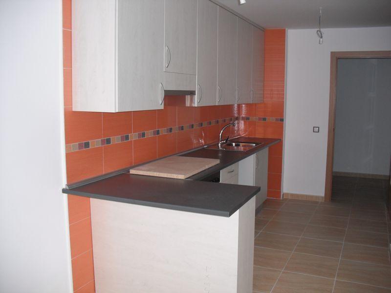 Cocina - Dúplex en alquiler en calle Maximino López, Valmojado - 104722788
