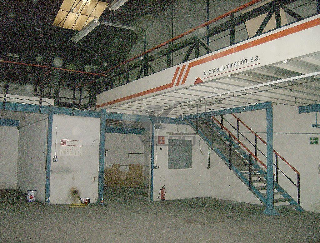 92913 - Nave industrial en alquiler en Cuenca - 374000041