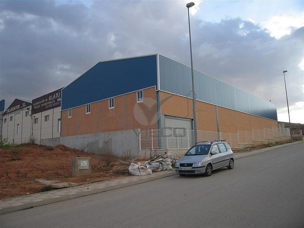 94210 - Nave industrial en alquiler en calle Sepes Cubillo, Cuenca - 373999366