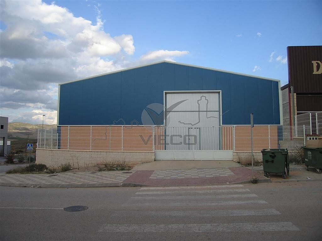 94214 - Nave industrial en alquiler en calle Sepes Cubillo, Cuenca - 373999372