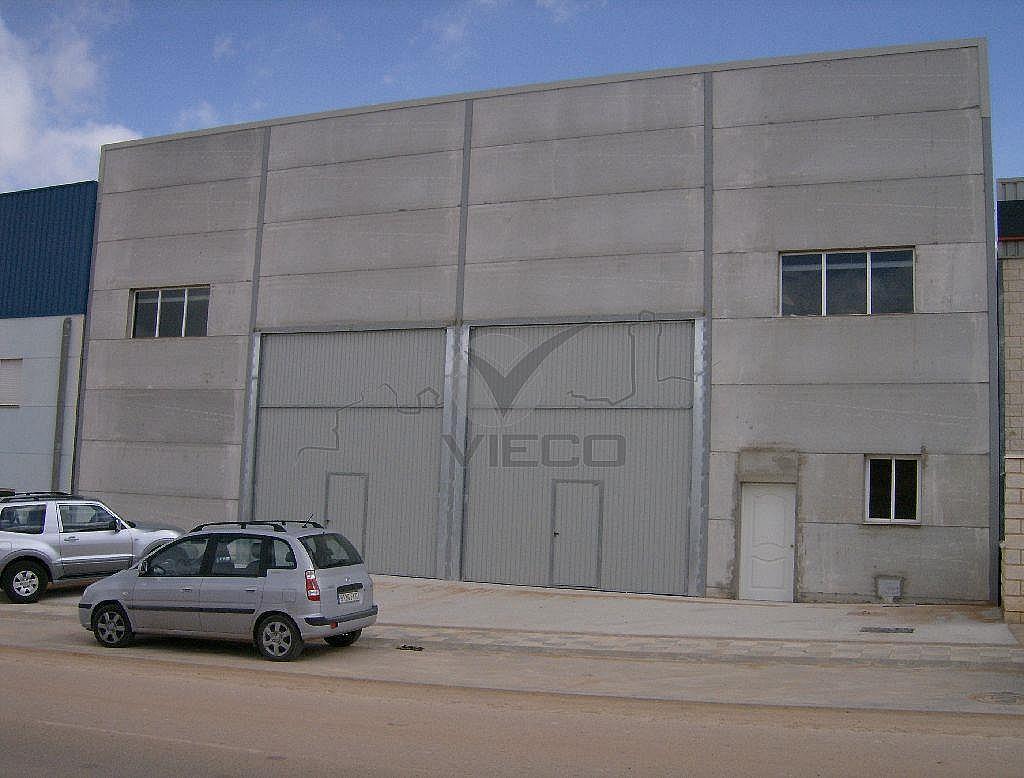 91134 - Nave industrial en alquiler en Cuenca - 374000242
