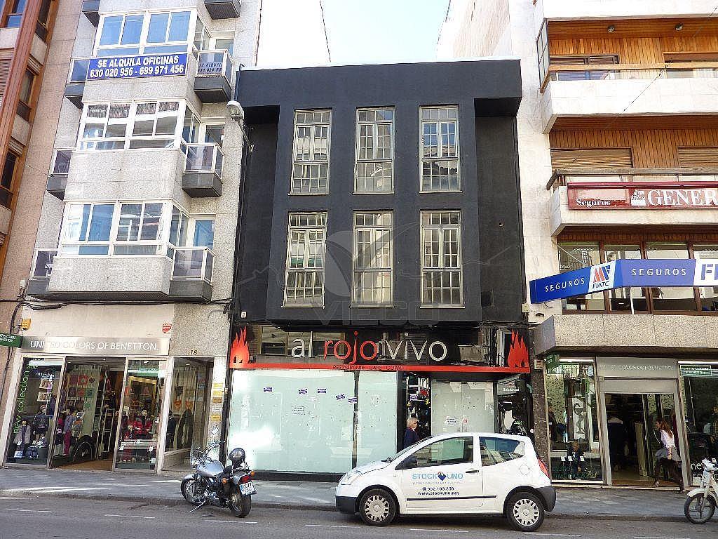 111240 - Local en alquiler en calle Carreteria, Cuenca - 372966122