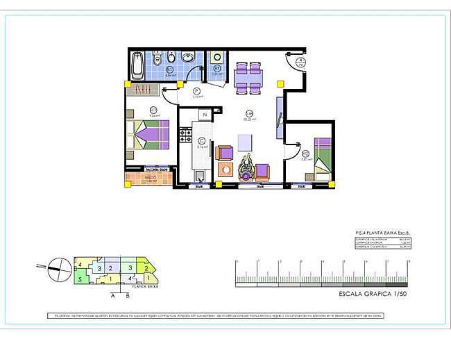 Apartamento en alquiler en Llivia - 360048014