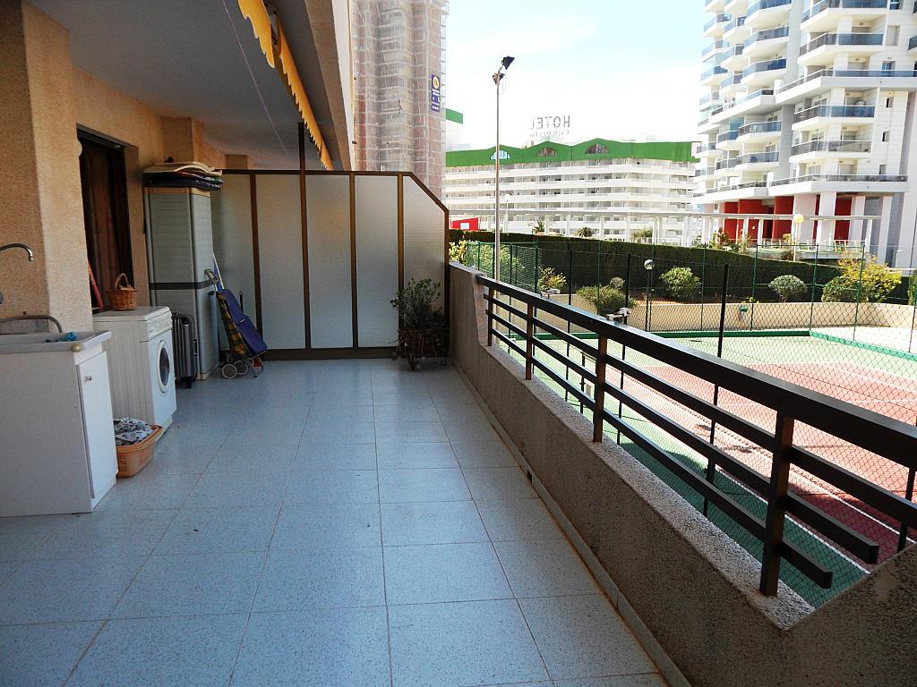Apartamento en venta en calle Rosa de Los Vientos, Calpe/Calp - 261417634