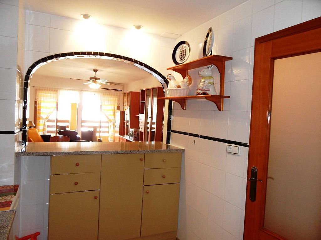 Apartamento en venta en calle Pintor Sorolla, Calpe/Calp - 277642039