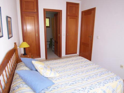 Dormitorio - Apartamento en venta en calle Pintor Sorolla, Calpe/Calp - 44606975