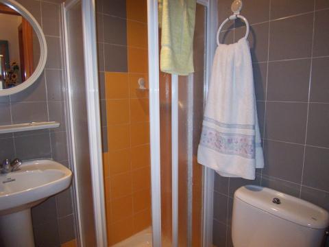 Baño - Apartamento en venta en calle Pintor Sorolla, Calpe/Calp - 44606986