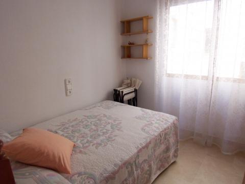 Dormitorio - Apartamento en venta en calle Pintor Sorolla, Calpe/Calp - 44607003