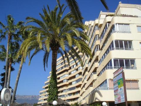 Fachada - Apartamento en venta en calle Juan Carlos I, Calpe/Calp - 21470920