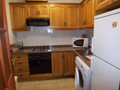 Cocina - Apartamento en venta en calle Delphin, Calpe/Calp - 28430459