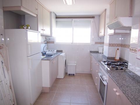 Cocina - Apartamento en venta en calle Europa, Calpe/Calp - 29119717