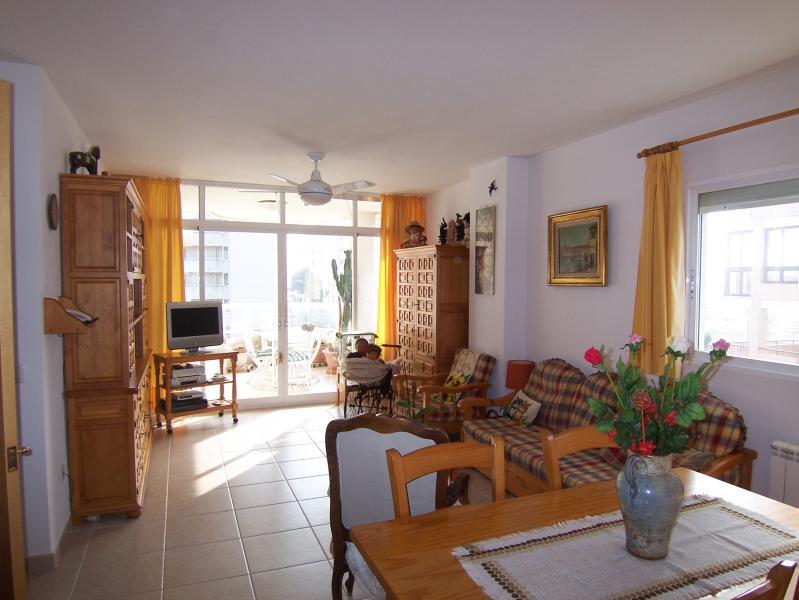 Salón - Apartamento en venta en calle Europa, Calpe/Calp - 53362249