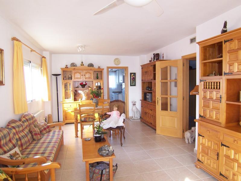 Salón - Apartamento en venta en calle Europa, Calpe/Calp - 53362253