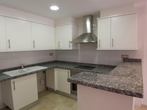 Cocina - Apartamento en venta en calle Mar y Toix, Calpe/Calp - 33640286