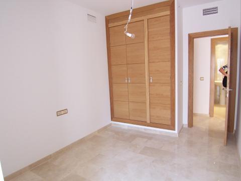 Dormitorio - Apartamento en venta en calle Mar y Toix, Calpe/Calp - 33640490