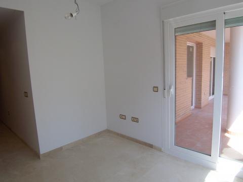 Dormitorio - Apartamento en venta en calle Mar y Toix, Calpe/Calp - 33640534