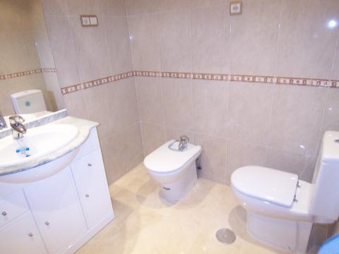 Baño - Apartamento en venta en calle Mar y Toix, Calpe/Calp - 33640556