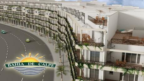 Apartamento en venta en calle Masnou, Calpe/Calp - 13589565