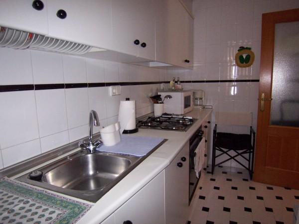 Cocina - Apartamento en venta en calle Pintor Sorolla, Calpe/Calp - 10775885