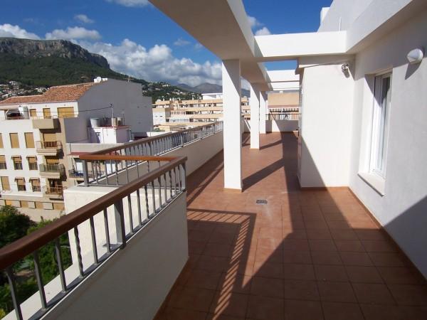 Apartamento en venta en calle Conde Altea, Calpe/Calp - 9218575