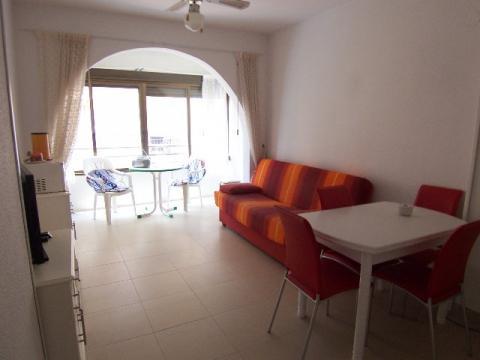 Comedor - Apartamento en venta en calle Sta Maria, Calpe/Calp - 41561209