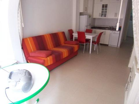 Salón - Apartamento en venta en calle Sta Maria, Calpe/Calp - 41561217