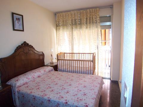 Dormitorio - Apartamento en venta en calle De Julio, Calpe/Calp - 43158897