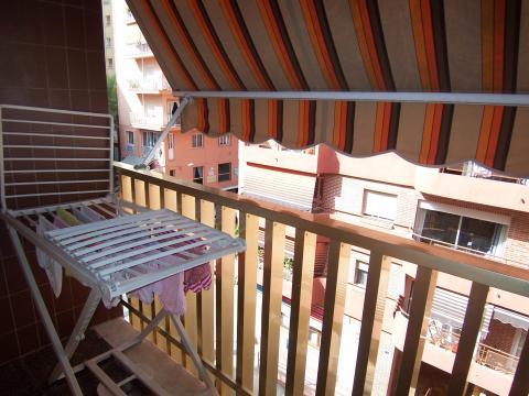 Terraza - Apartamento en venta en calle De Julio, Calpe/Calp - 43158901