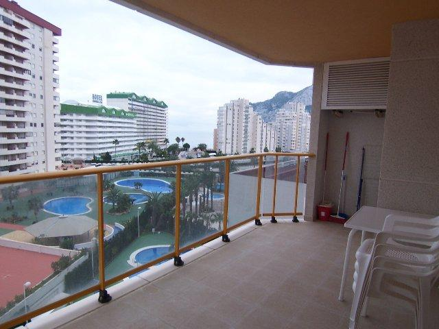 Terraza - Apartamento en venta en calle Juan Carlos I, Calpe/Calp - 56727996